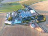 Neue Luftbildaufnahme